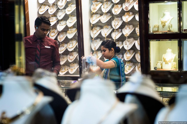 Дубаи - жопа мира