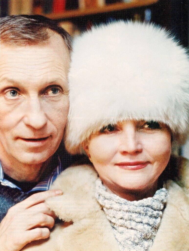 Оля Науменко и Саша Скворцов