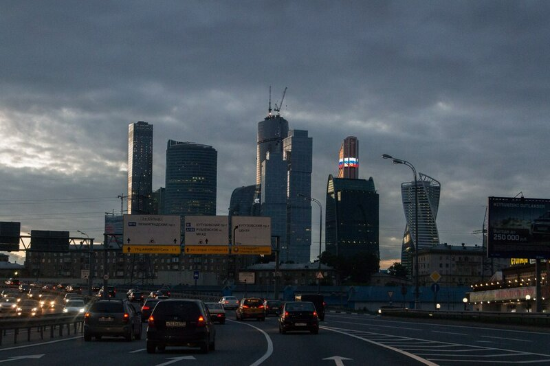 Москва-Сити, Третье Транспортное кольцо