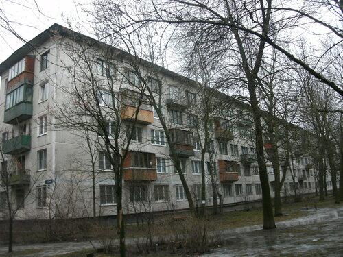ул. Крыленко 7к2