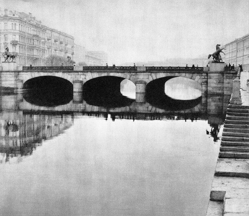 Аничков мост / Anichkov Bridge