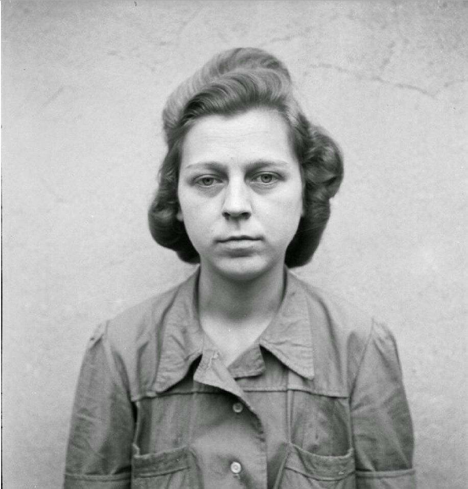 Ильзе Форстер (Ilse Forster) (10 лет заключения)