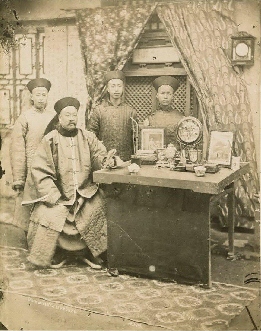 Кашгарские генералы