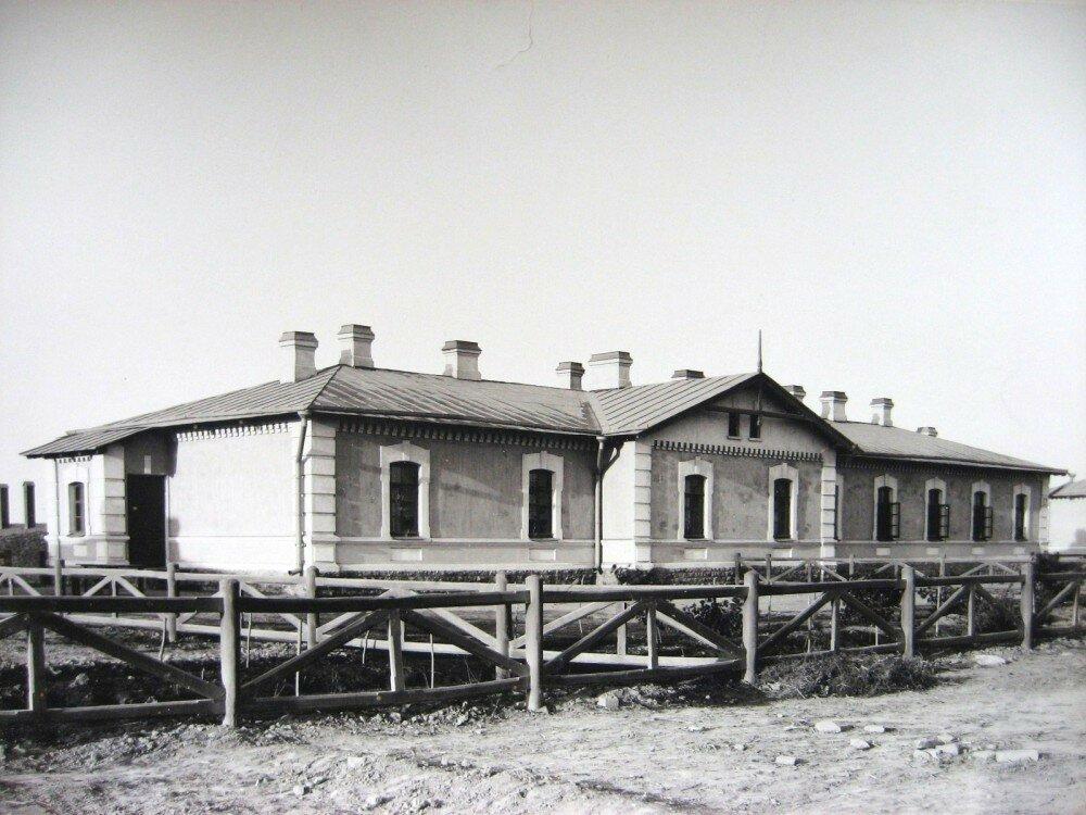 05. Жилой дом на станции Казалинск