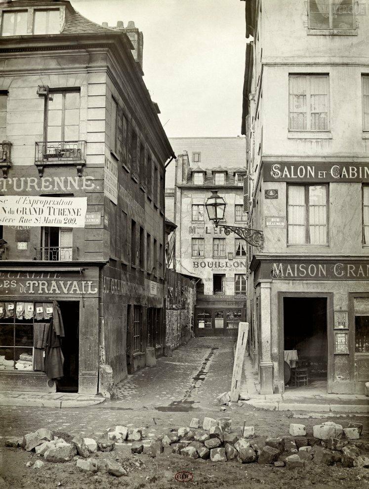 Рю де Бретейль, 1866