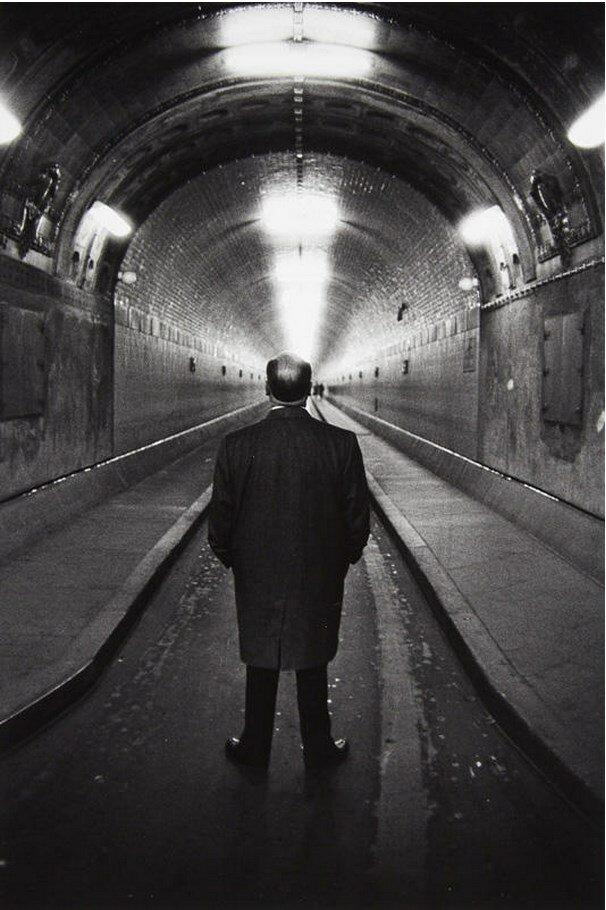 1960. Альфред Хичкок в Гамбурге