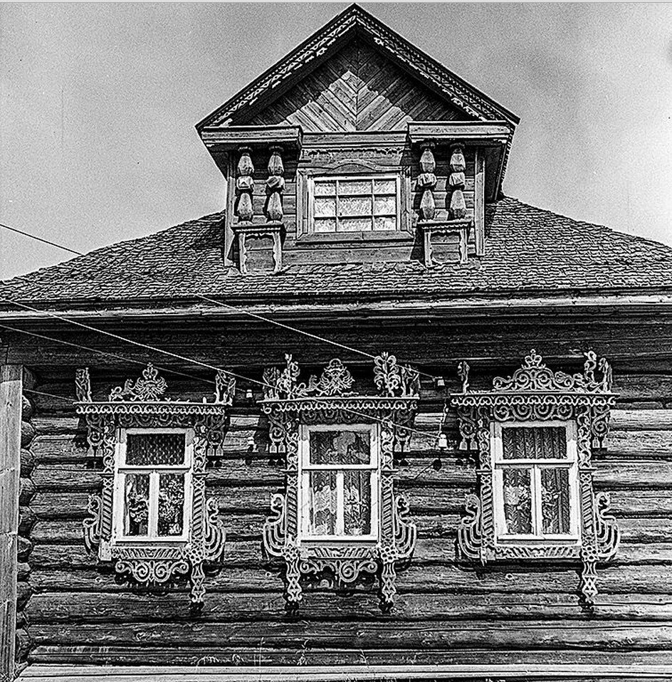 Фасад дома и окна