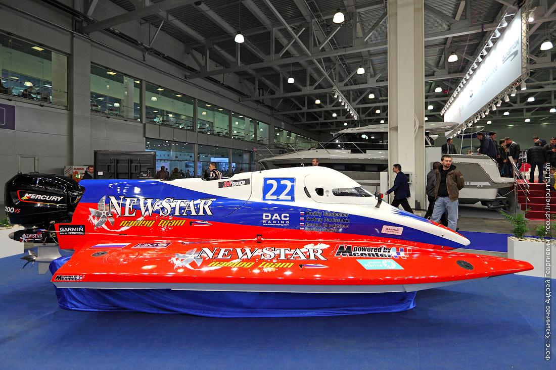 выставка катеров и яхт крокус экспо