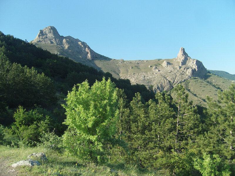 скалы Куроча и Свидание