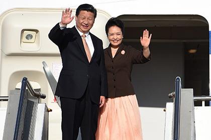 Видеоролик о любви председателя КНР и его супруги стал хитом интернета