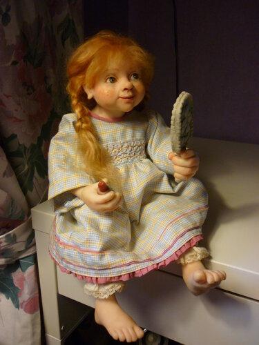 """Кукла """"Рыжая"""""""
