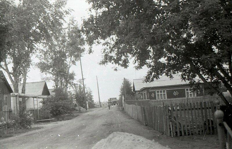улица Пушкина в 1988 году.