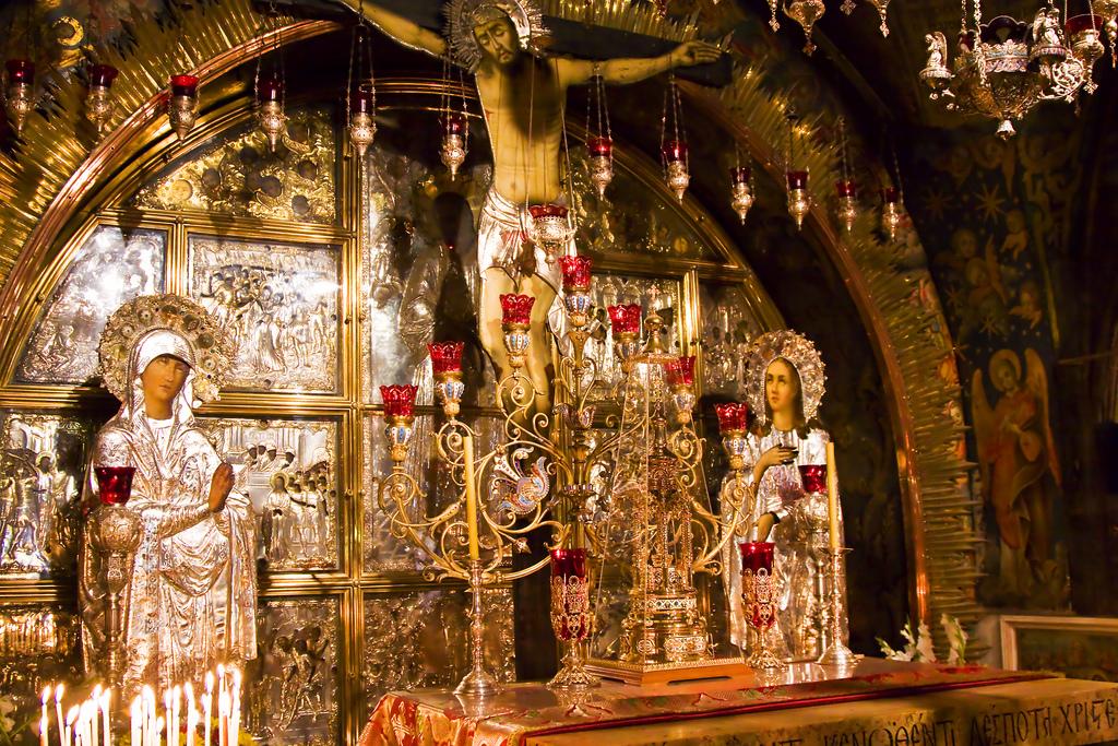 изучайте храм гроба господня православный прослойка