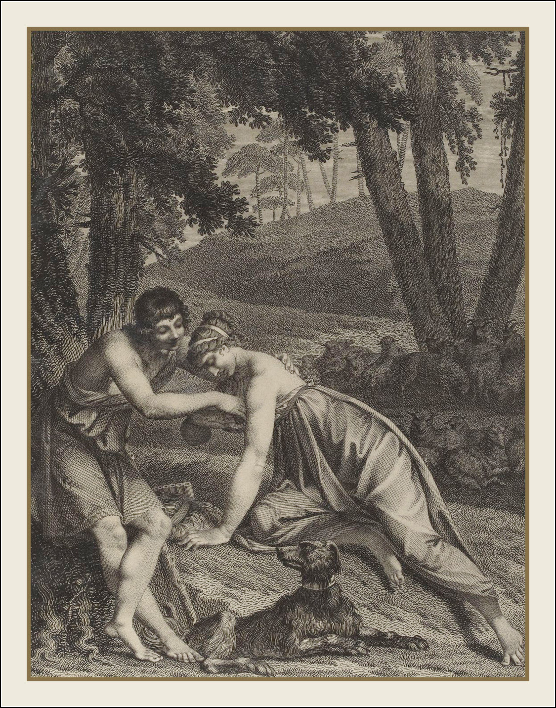 Дафнис и Хлоя