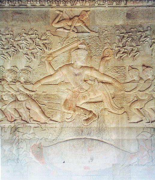 Пахтанье. Древняя Камбоджа. Ангкор.
