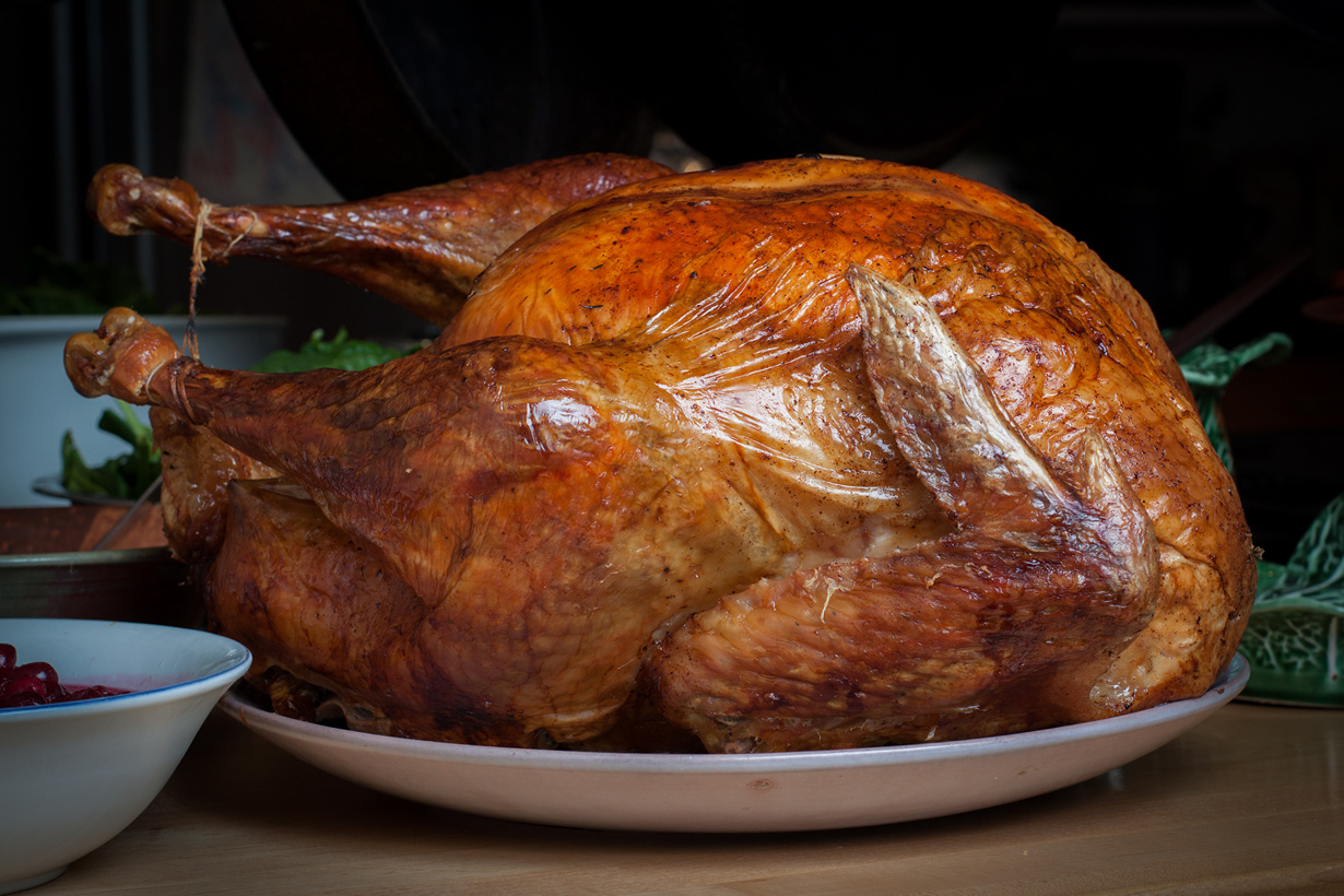Традиции Дня благодарения