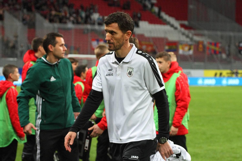 «Рубин» предложил основному тренеру Хави Грасии расторгнуть договор