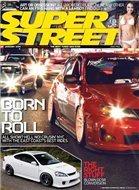Журнал Super Street - January 2014