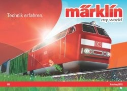 Журнал Marklin My World. Katalog H0 2012