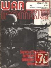 Журнал War Monthly Issue 29