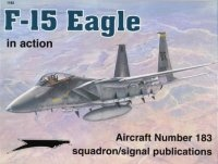 Книга Aircraft Number 183: F-15 Eagle In Action.