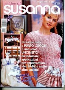 Журнал Le idee di Susanna №169 2003