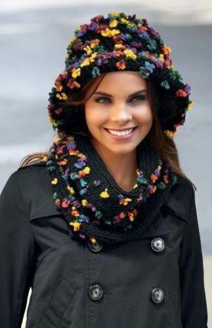 Давайте знакомиться с пряжей Alize Flower