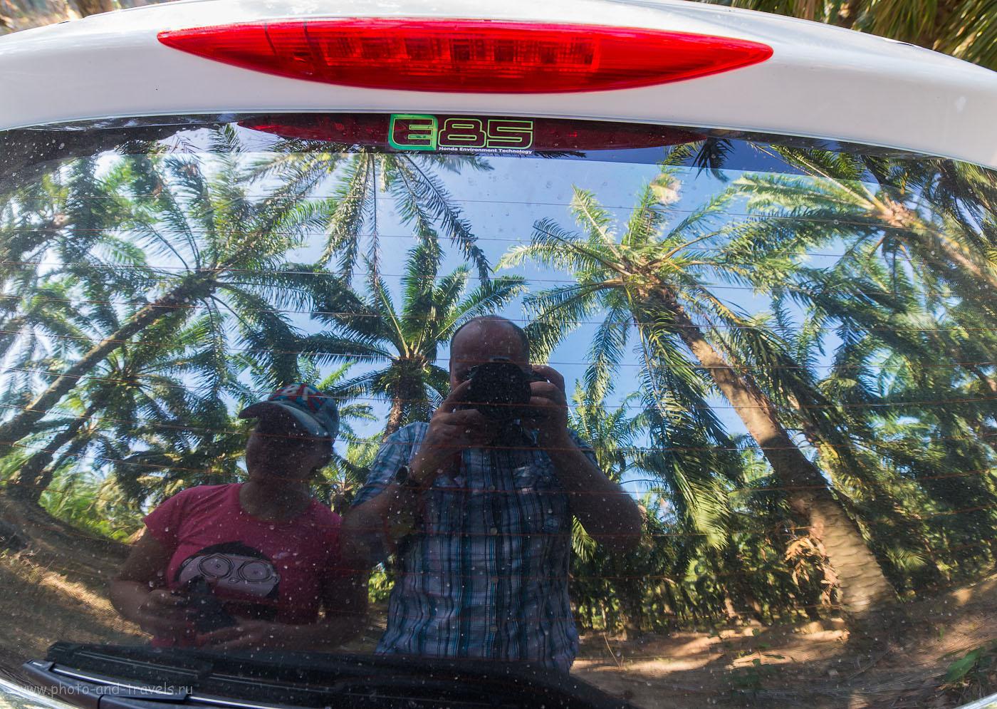 Фото 13. Отзывы туристов об отдыхе в провинции Краби в Таиланде самостоятельно. Мы с Тамарой ходим парой (1600, 14, 8.0, 1/80)