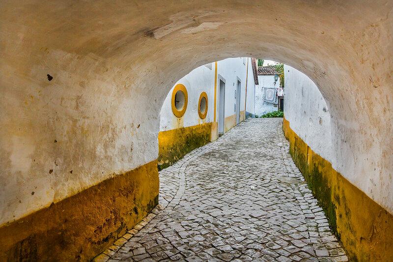От Лиссабона до Порту на автомобиле