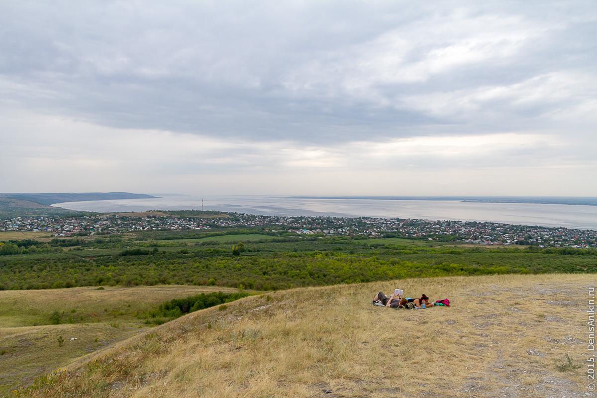 Гора Каланча Хвалынск 1