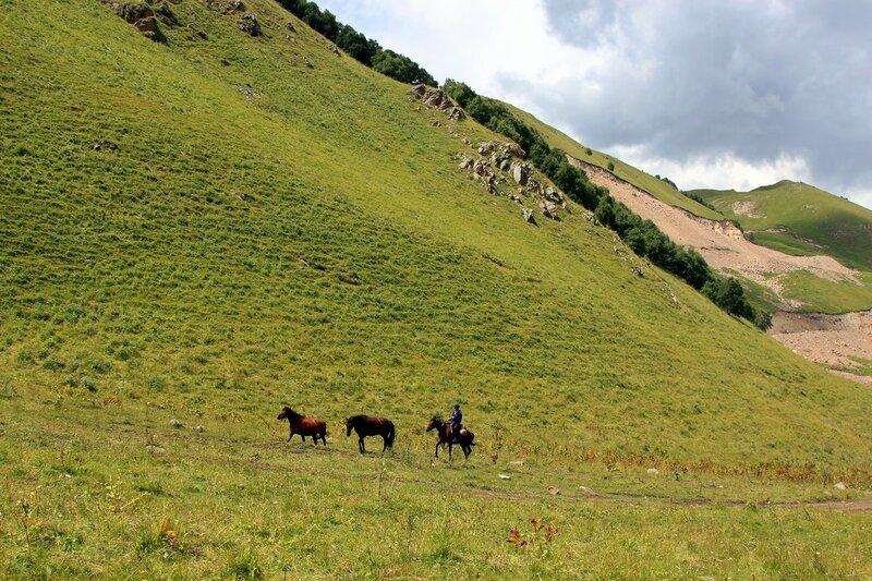 Северный Кавказ, города КМВ