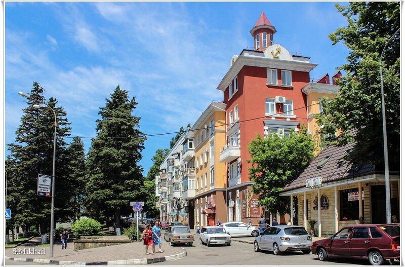 Дом на ул.Горького
