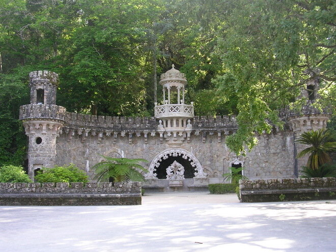 Кинта да Регалейра. Португалия