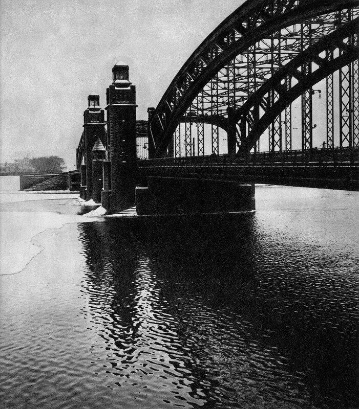 Большеохтинский мост / Great Okhta Bridge