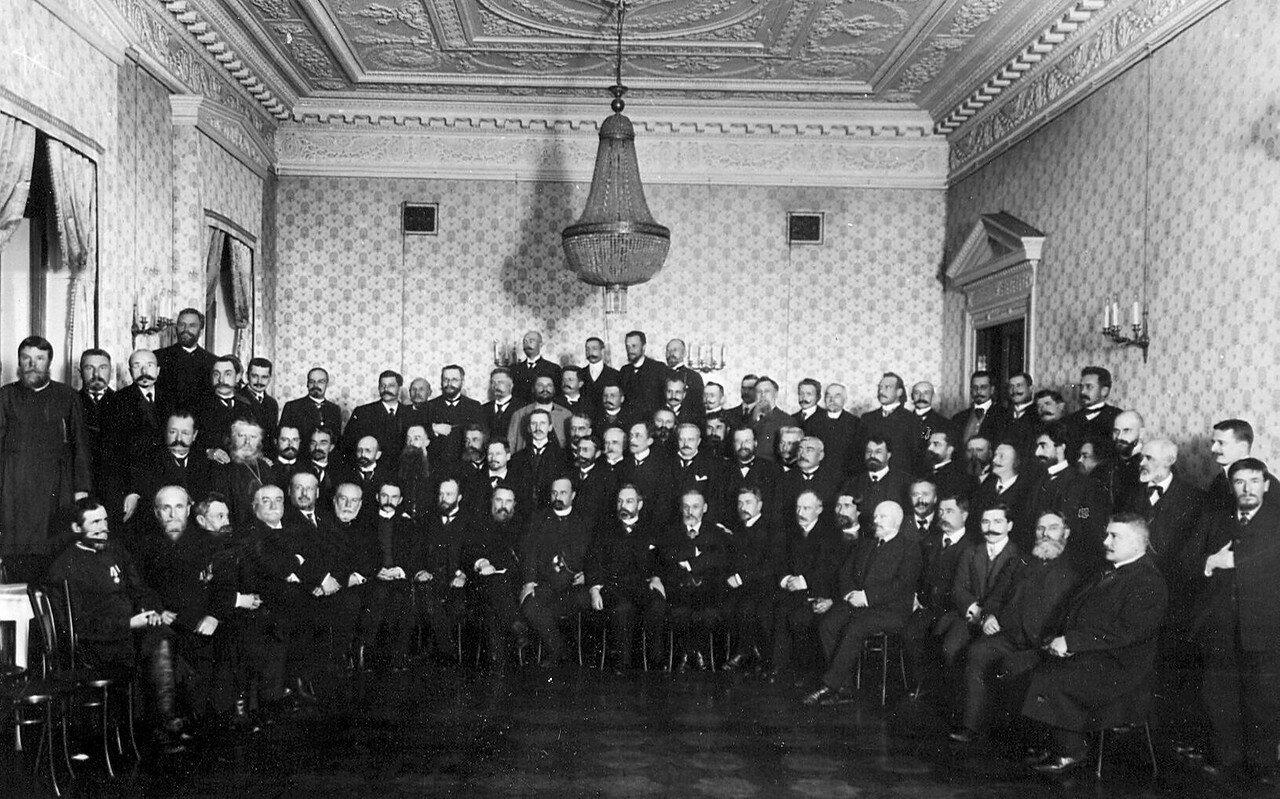 Группа депутатов Третьей Государственной думы - членов Союза 17 октября