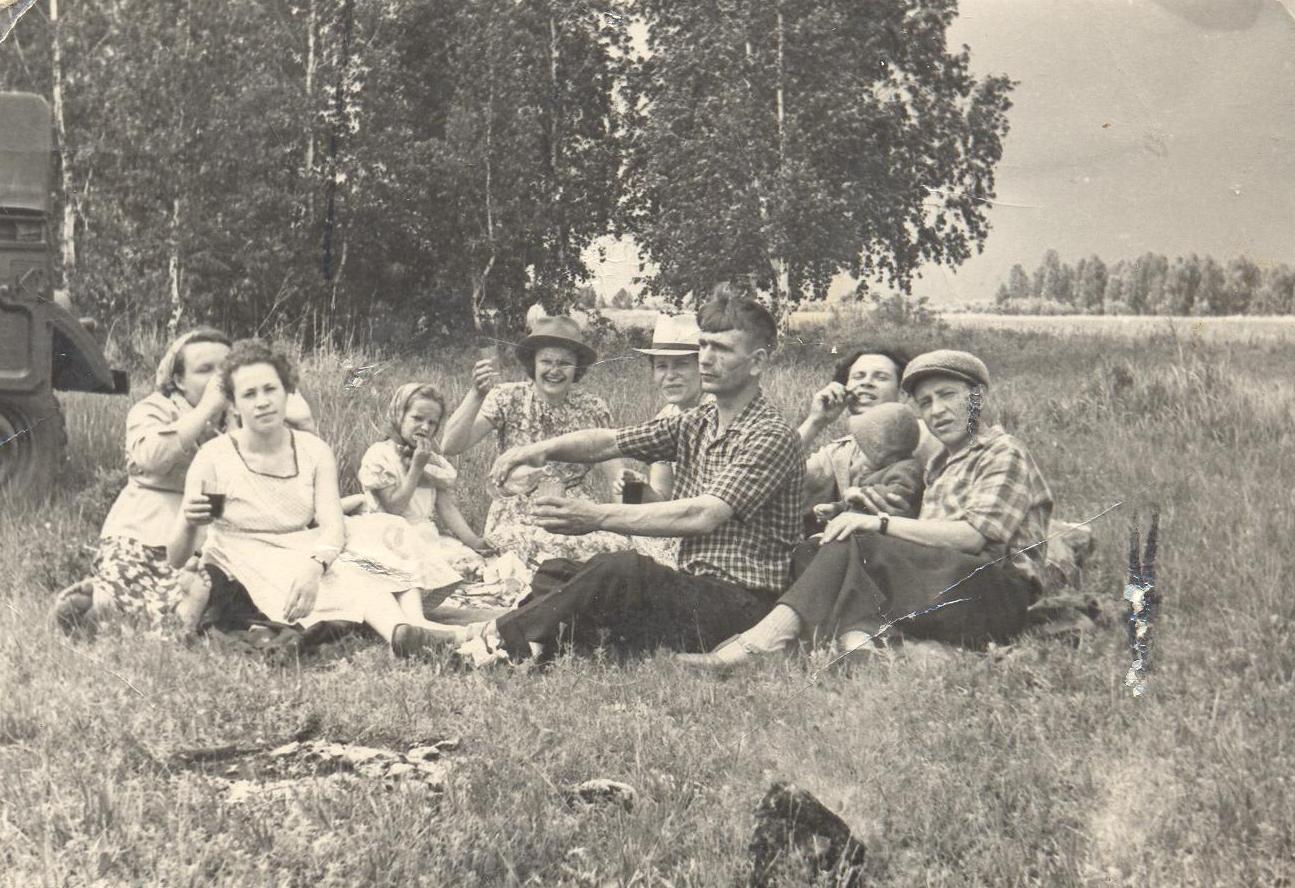 1950-е. Казахстан