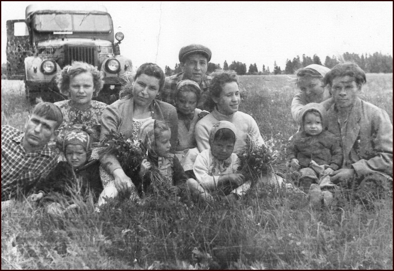 1960-е. Сев.Казахстан, с. Михайловка, УМСХ №38