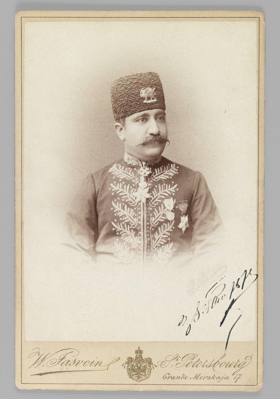 Портрет неизвестного перса