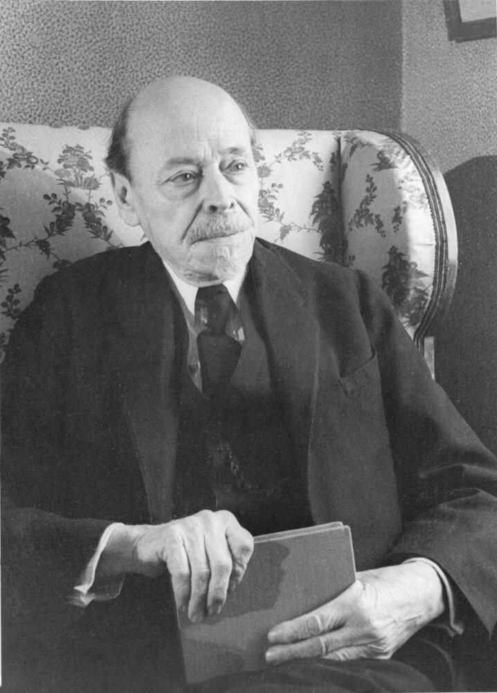 1960. Портрет писателя