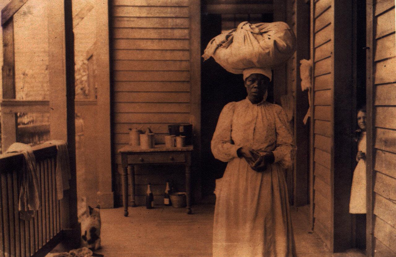 1900. Прислуга на Юге