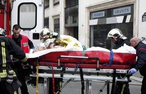 Во Франции подозреваемый в нападении на Charlie Hebdo сдался