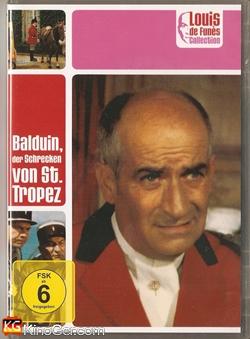 Balduin, der Schrecken von St. Tropez (1970)