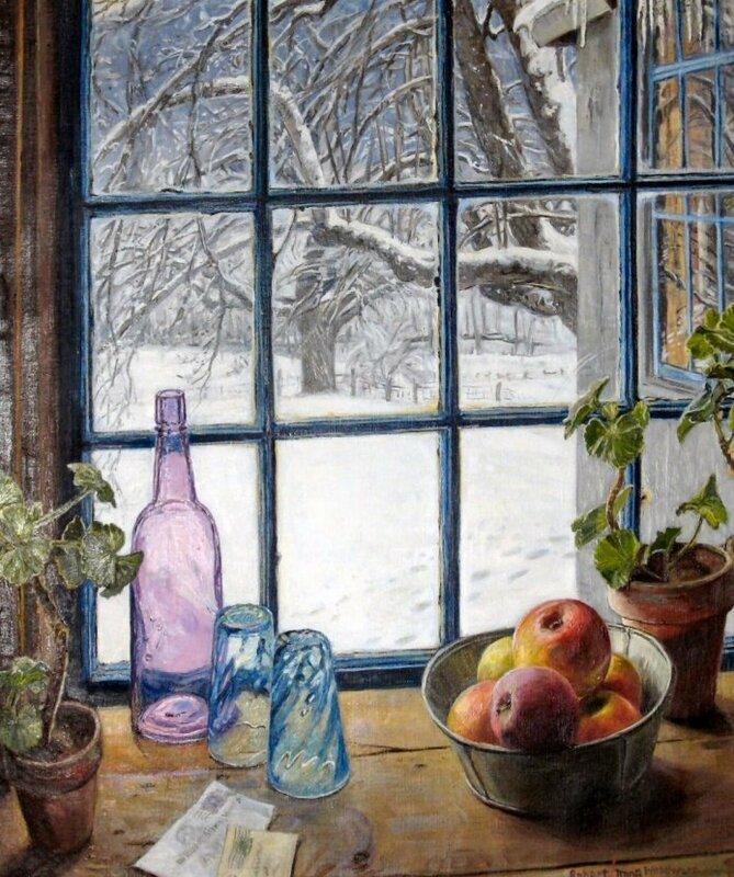 Robert Strong Woodward. Winter Window(������ ����)