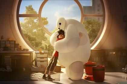 Анимационный фильм с наибольшей кассой в 2014 году