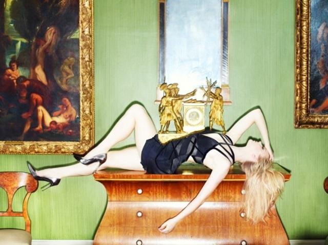 Фотографии актрисы Натали Дормер для Esquire