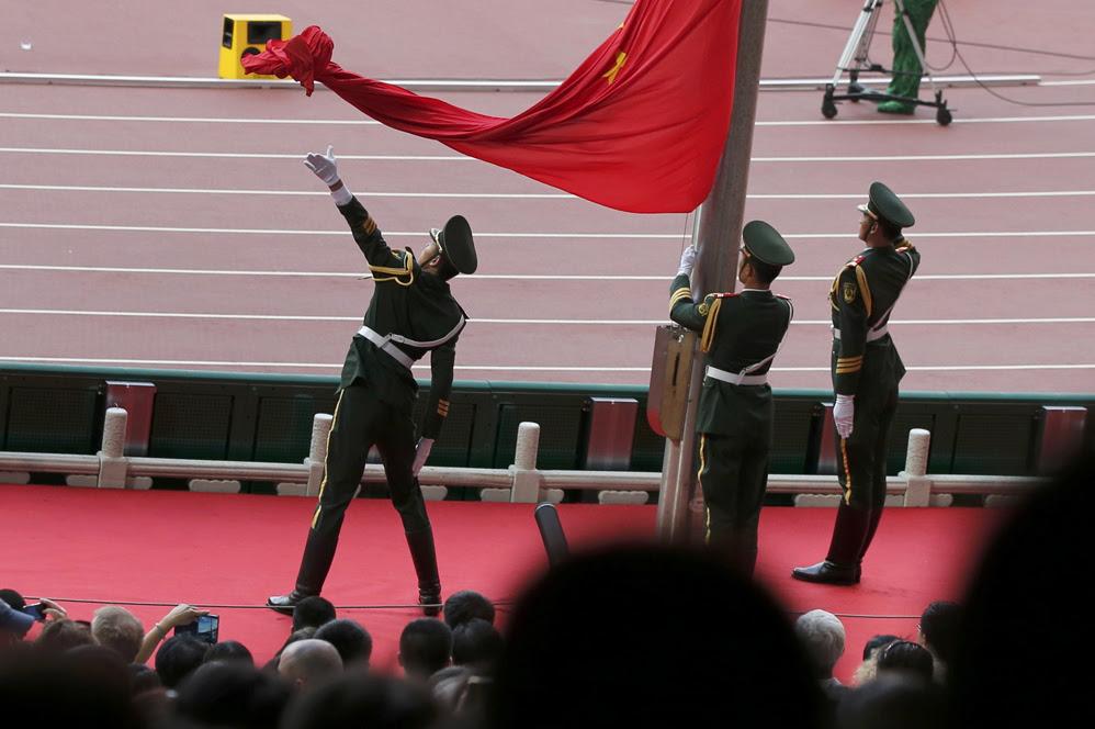 Красивые фотографии открытия XV чемпионата легкой атлетики в Пекине 0 13ff46 597a8621 orig