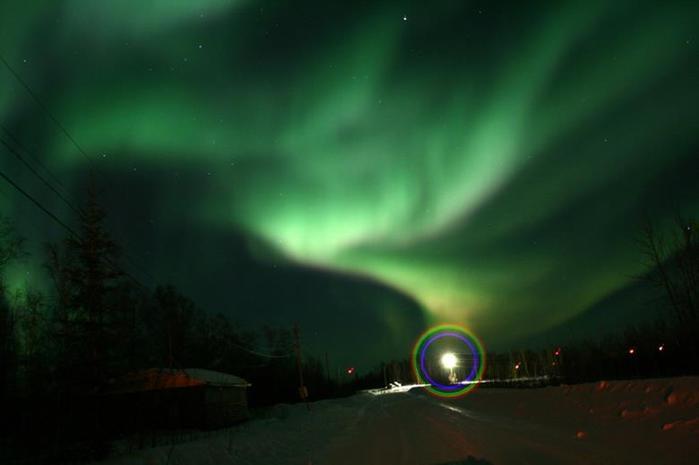 Красивые фотографии полярного сияния 0 10d5f5 e1e6c1c9 orig