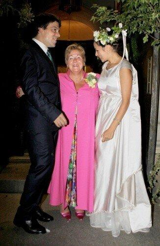 Свадьба Бернардо