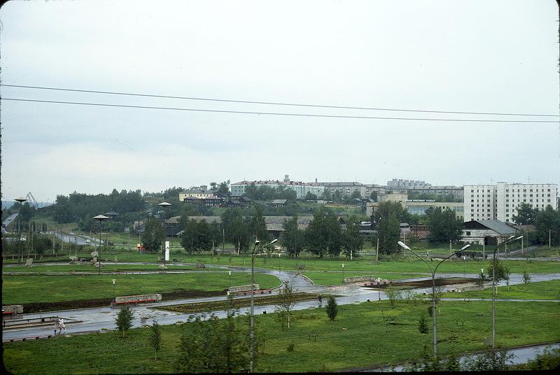 Город Данилов в Ярославской области