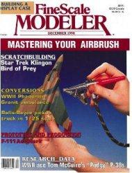 Журнал FineScale Modeler 1990-12